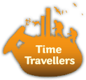 Time Travellers Logo